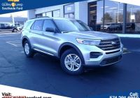 How Much Can 2020 ford Explorer tow Unique New 2020 ford Explorer Xlt 4wd