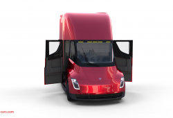 Awesome How Much Does A Tesla Semi Truck Cost