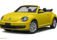 How Much Does Volkswagen Beetle Cost Inspirational 2013 Volkswagen Beetle 2 5l 2dr Convertible Review