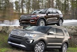 Beautiful How Much ford Explorer 2020