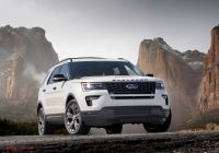 How Much ford Explorer 2020 Elegant 2019 ford Explorer Sport Redesign Specs Price Release Date