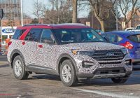 How Much ford Explorer 2020 Unique 2020 ford Explorer News