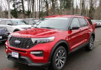 How Much is 2020 ford Explorer St Unique New 2020 ford Explorer St In Shelton 1fm5k8gc1lgb