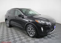 How Much is A 2020 ford Escape Titanium Awesome New 2020 ford Escape Titanium Awd Sport Utility