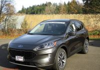How Much is A 2020 ford Escape Titanium Awesome New 2020 ford Escape Titanium In Shelton 1fmcu9j96lua