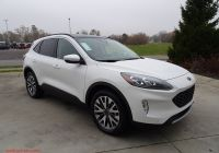 How Much is A 2020 ford Escape Titanium Elegant New 2020 ford Escape Titanium with Navigation & Awd