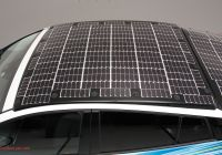 How Much is Tesla solar Roof Best Of toyota S New solar Car Boasts A Staggering Range Defying