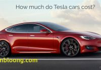 How Much Tesla Car Cost New Tesla Cost Table Tesla Model 3 Price Model X Price