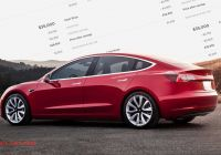 How Much Tesla Car Inspirational How Much Does A Tesla Actually Cost