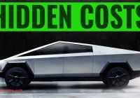How Much Tesla Cybertruck Cost Luxury the Tesla Cybertruck is Well Priced but there are Hidden