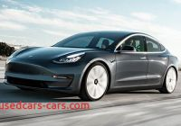 How Much Tesla Model 3 Cost Best Of Tesla Model 3 Cheaper New Model to Come with 260 Mile Of