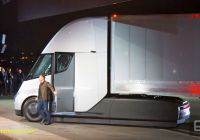 How Much Tesla Truck Cost Best Of Teslas Electric Trucks May Be More Cost Effective Than
