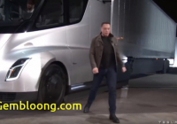 How Much Tesla Truck Cost Lovely Tesla Semi Truck Coming 2019 and when Platooning Almost