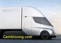 How Much Tesla Truck Cost Lovely Tesla Semi Truck Cost Battery Size Availability In