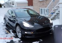 How Often Charge Tesla Model 3 Lovely Tesla Model 3 Prepare for Winter with Tires Mats and More