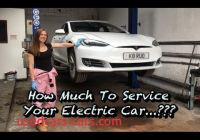How Often Does Tesla Need Service Awesome How Much to Service Your Tesla Youtube