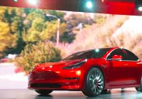 How Often Does Tesla Need Service Beautiful Tesla Model 3 Launch Livestream Price Features Pictures