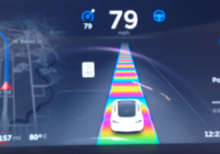 How Often Tesla Updates Inspirational Teslas Latest Update Turns the Road Into Mario Kart Style