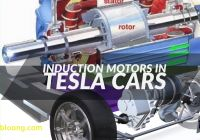 How Tesla Car Works Unique How Induction Motor Works How Tesla Car Motor Works