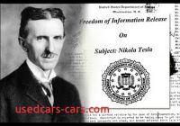 How Tesla Died Awesome Nikola Tesla the Missing Papers Fbi Records Released