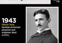 How Tesla Died Best Of Thisdayinhistory Great Inventor Of All Time Nikola Tesla
