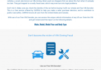 How to Check Carfax for Free Unique Car Fax Maven Logix