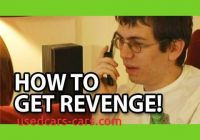 How to Get Best Of How to Get Revenge Youtube