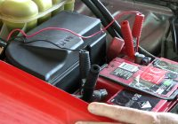 How to Use A Car Battery Charger Best Of How to Change Your Car Battery without Losing Your Radio Code and