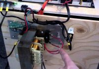 How to Use A Car Battery Charger Luxury Indoor Car Amplifier Using 12v Battery Charger Youtube