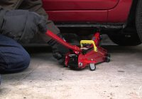 How to Use A Car Jack Unique Big Red 2 ton Car Jack In A Case Pep Boys Youtube