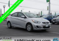 Hyundai Used Cars Inspirational Pre Owned 2017 Hyundai Accent Se 4dr Car In Sandy N0886