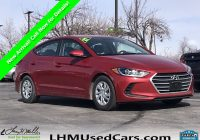 Hyundai Used Cars Luxury Pre Owned 2017 Hyundai Elantra 4dr Car In Sandy S5645