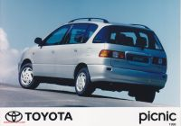 In Japan Used Cars for Sale Inspirational toyota Picnic 1996 Importer Photo Nl