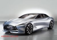 Infiniti Q80 Elegant New Infiniti Q80 Inspiration Concept Exclusive Picture