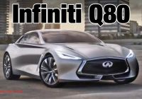 Infiniti Q80 Inspirational Infiniti Q80 Inspiration Concept Official Trailer Youtube