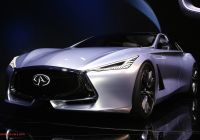 Infiniti Q80 Unique Infiniti Q80 Inspiration Concept Previews Upcoming