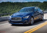 Infinity Q50 Review Unique 2018 Infiniti Q50 Red Sport 400 First Drive Review