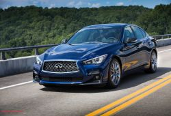 Inspirational Infinity Q50 Review