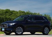 Infinity Truck Awesome 2019 Infiniti Qx50 First Drive Consumer Reports