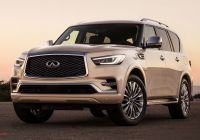 Infinity Truck New Infiniti Qx80 Facelift Unveiled In Dubai Refreshed