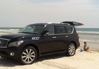 Infinity Truck Unique F Roading In Luxury the Infiniti Qx56 Conquers the Road