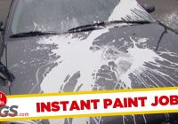 Instant Paint Job Unique Instant Paint Job Youtube