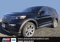 Interior Of 2020 ford Bronco Luxury New 2020 ford Explorer Platinum 4wd with Navigation & 4wd