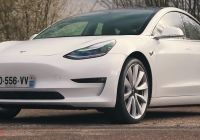Is Tesla A Buy Fresh Tesla Model 3 Hailed as Best Electric Car You Can Buy In