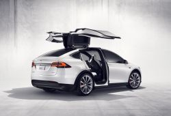 Lovely is Tesla All Electric