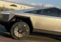 Is Tesla Cybertruck Real Inspirational Tesla Cybertruck Captured Driving On Public Road Real or