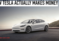 Is Tesla Making Money Unique How Does Tesla Actually Make Money the Motley Fool