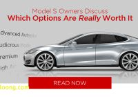 Is Tesla Worth It Lovely Tesla Owners On which Model S Upgrades are Really Worth