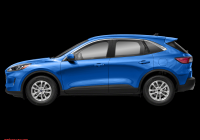 Is the 2020 ford Escape Smaller Beautiful 2020 ford Escape S Fwd