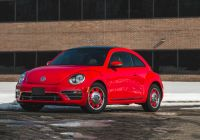 Is Volkswagen Beetle A Sports Car Awesome Volkswagen Beetle Features and Specs